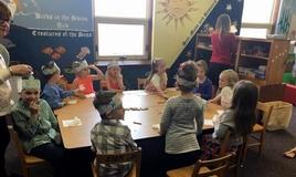 Sunday School Class 2018